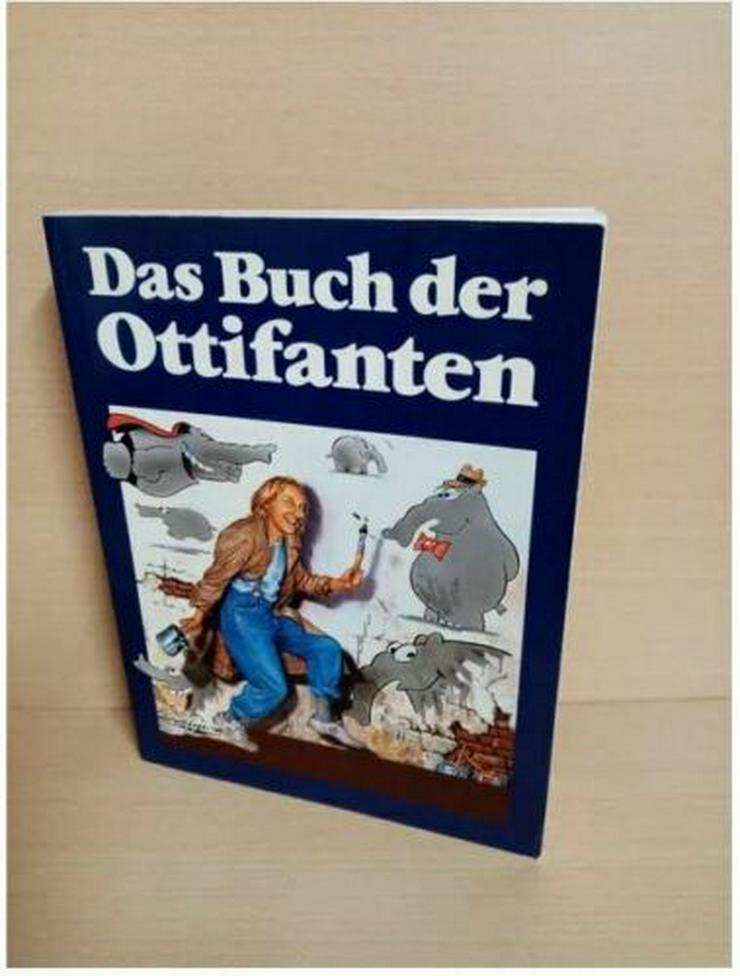 Das Buch der Ottifanten. - Comics - Bild 1