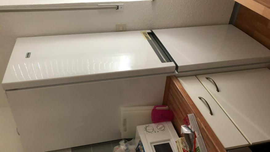 Kühlschrank Kühl-Gefrierkombination Gefrierschrank Privileg 385W A++