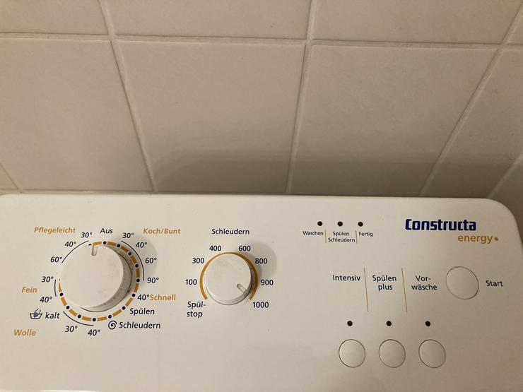Waschmaschine (Constructa)