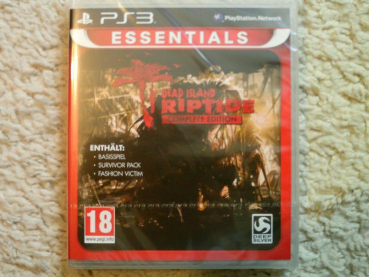 Dead Island Riptide - PS3 Spiel - NEU
