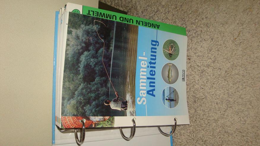 Bild 3: Sammelanleitung für Angler