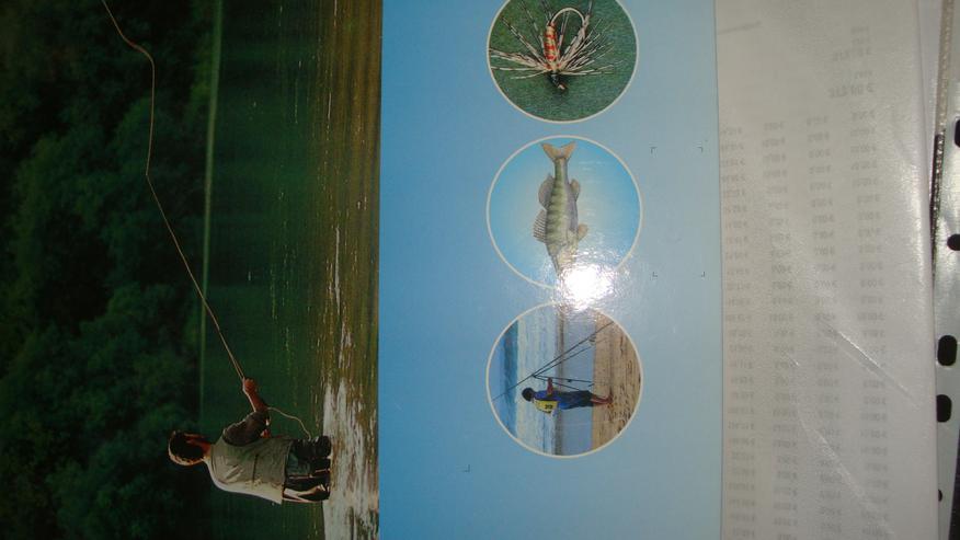 Sammelanleitung für Angler