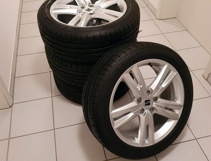 4x Seat Ateca Performance III 215/50R18 92W Sommerräder
