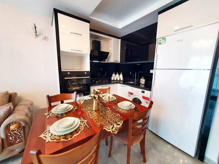 Türkei, Alanya. Möblierte 2 Zi. Wohnung. Toll möbliert.. 458 - Ferienwohnung Türkei - Bild 1