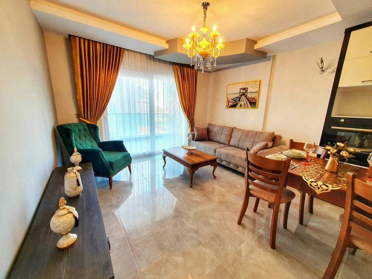 Bild 2: Türkei, Alanya. Möblierte 2 Zi. Wohnung. Toll möbliert.. 458