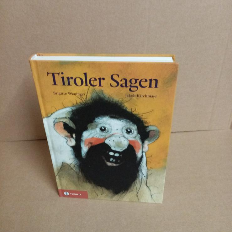 Tiroler Sagen. H C.  - Romane, Biografien, Sagen usw. - Bild 1