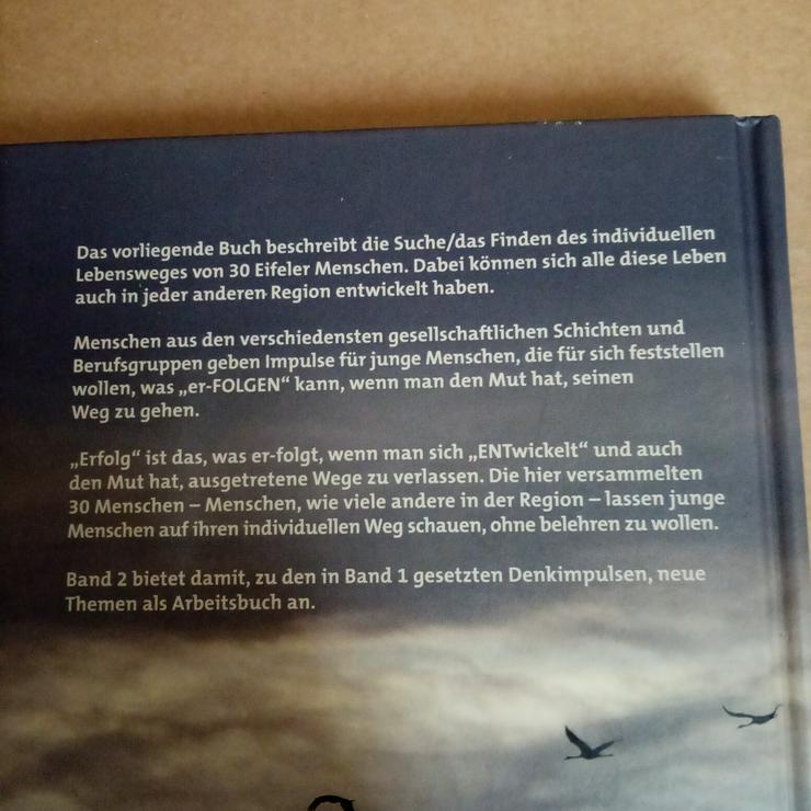 Lebensweg Eifeler Menschen. Band 2 - Romane, Biografien, Sagen usw. - Bild 2