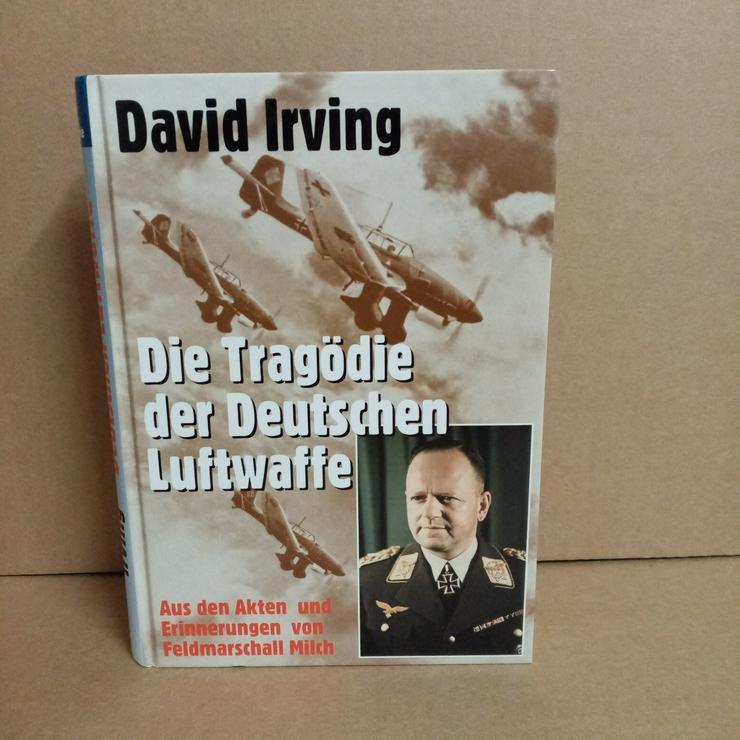 Bild 1: Die Tragödie der Deutschen Luftwaffe.