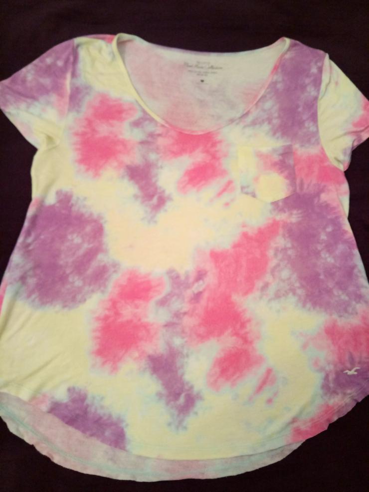 Schönes «Hollister»  Tie Dye Shirt