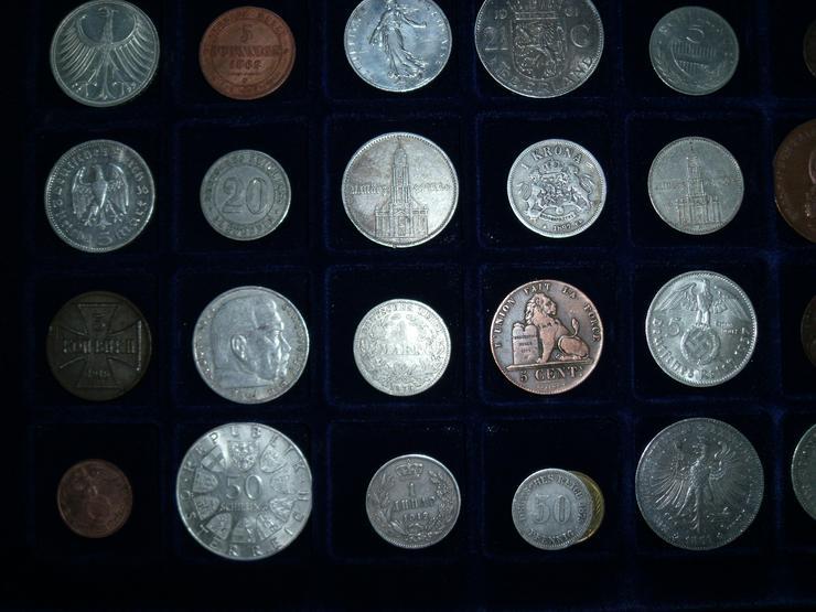 Bild 5: Münzen Welt mit antiken Münzen Konvolut Lot Sammlug