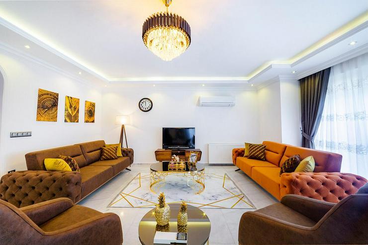 Türkei, Alanya, neu möblierte 4 Zi. Wohnung, 418 - Ferienwohnung Türkei - Bild 1