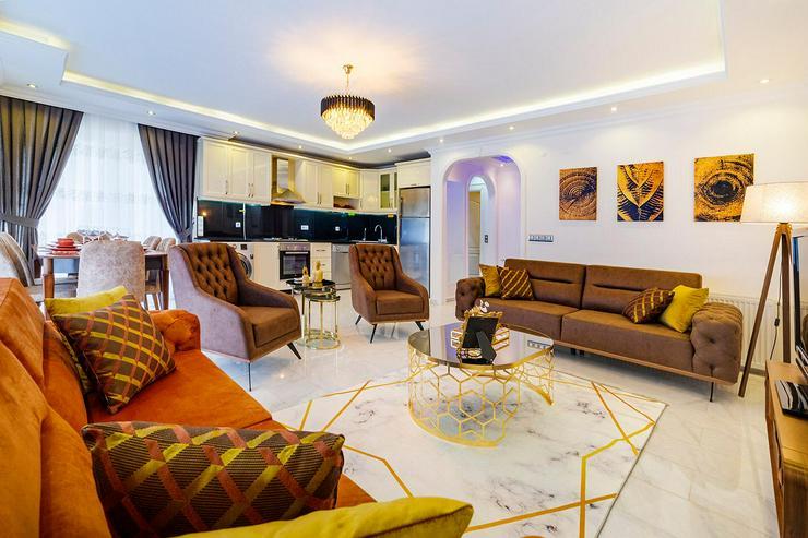Bild 2: Türkei, Alanya, neu möblierte 4 Zi. Wohnung, 418