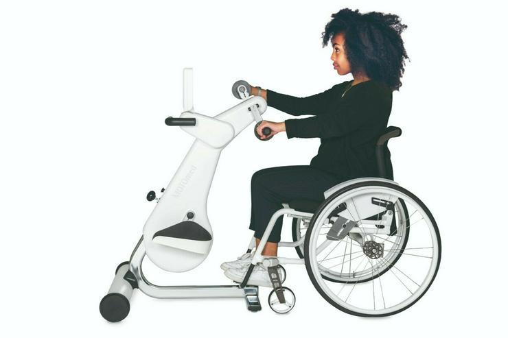 MOTOmed loop light Arm-Bein Bewegungstrainer zur Miete von Thera-Rent e.K.