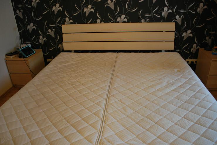 Softside-Wasserbett, 200x200 cm - Betten - Bild 1