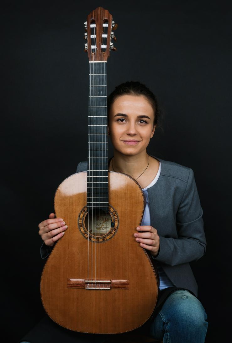 Individueller Gitarrenunterricht für Anfänger bis Fortgeschrittene