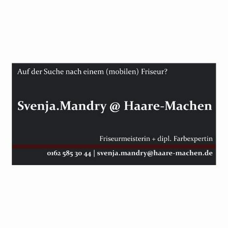 Mobile Friseurin - Friseur mobil von Köln bis Düsseldorf