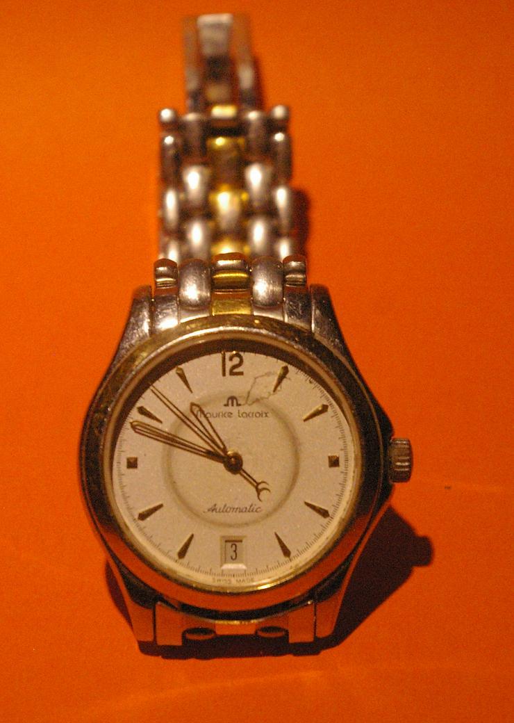 Maurice Lacroix mechanische Automatik-Uhr 68641