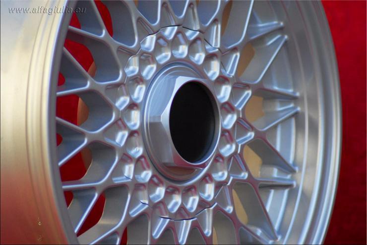 Bild 4: 4 Stk Felgen Mazda MX5 BBS Nachbau 7x15 ET24 mit TUV