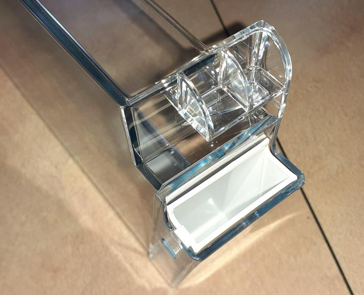 Bild 2: Tür-Flaschenhalterung für Bosch/Siemens Kühlschrank KIR 41AF30