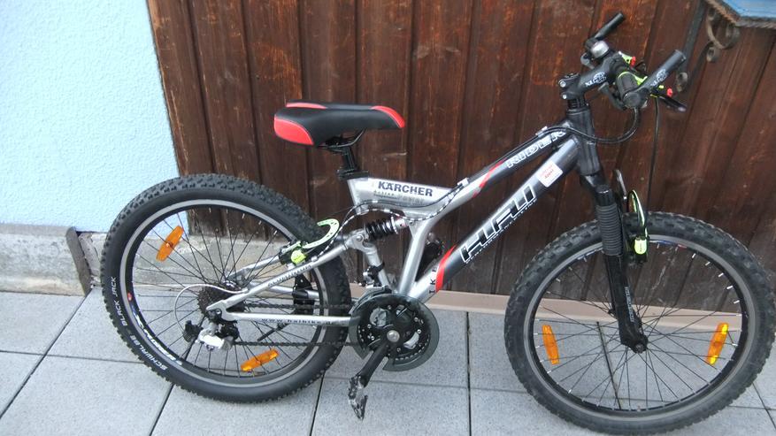 Kinderfahrrad 24 Zoll von Haibike Rider Alurad Versand auch mögli