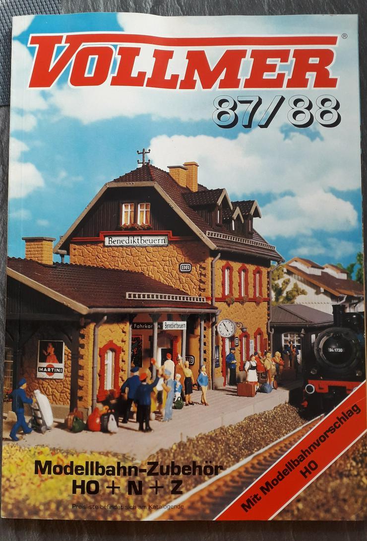 Vollmer Katalog 1987/88