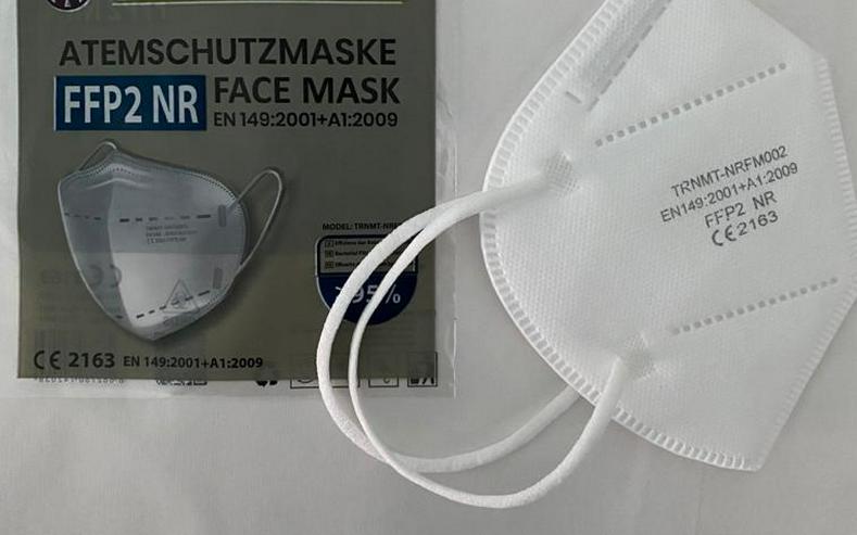 FFP2 Masken, FFP3 Masken, Einwegisolationkittel, Overall