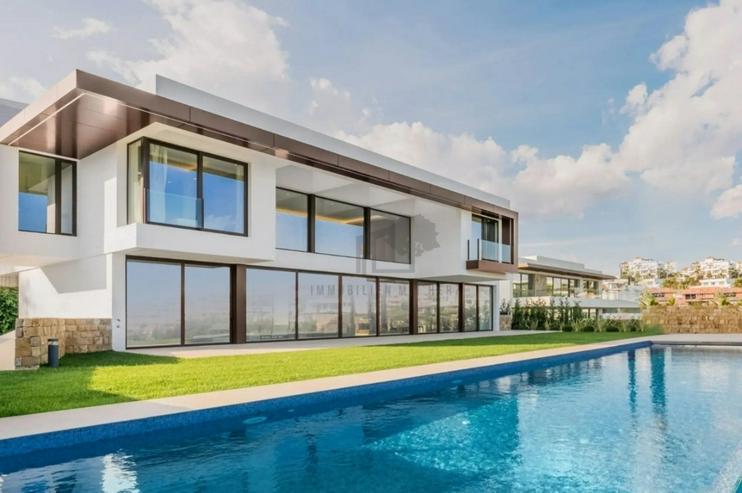 Ökologische luxuriöse 5 Zimmer Villa Antalya Alanya