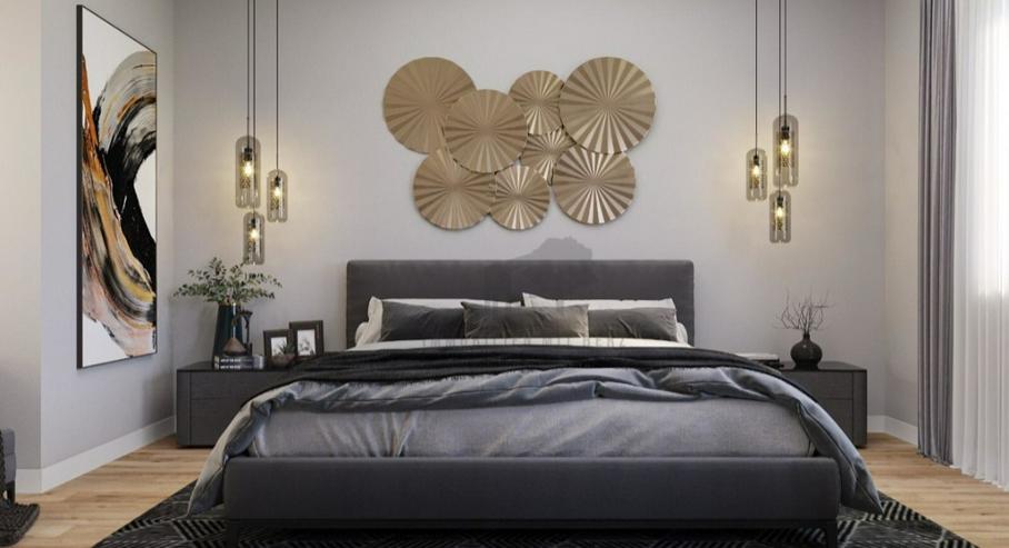 Moderne und gehobene 3 Zimmer Wohnung Antalya Lara