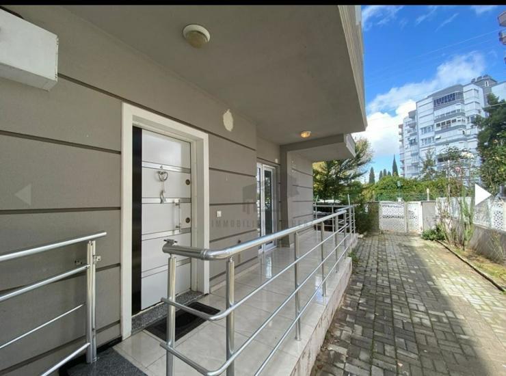2 Zimmer Wohnung frisch renoviert in Güzeloba - Lara - Antalya