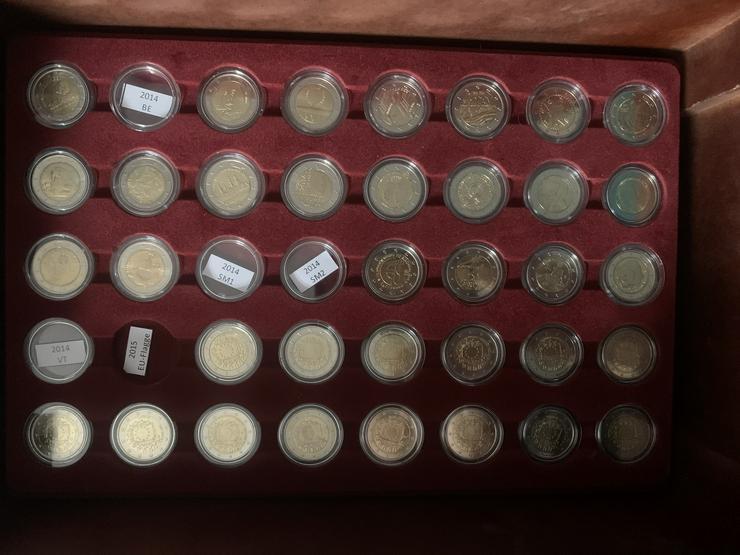 2€ Sondermünzen Europa 2004-2020 (ohne Deutschland)