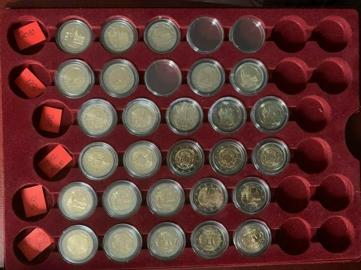 2 Euro Sondermünzen BRD 2006 - 2020