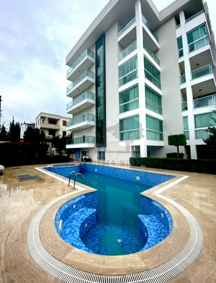 Großzügige 2 Zimmer 60 m² Wohnung in Antalya Alanya-Avsallar