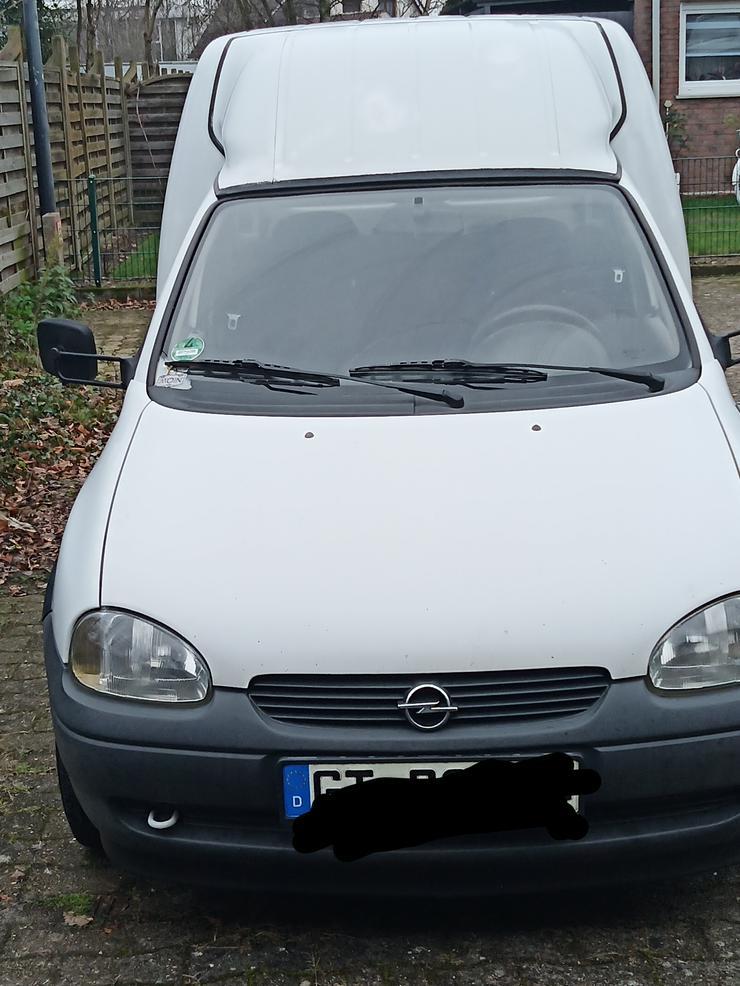 Opel Combo 1,4  2Jahre Tüf