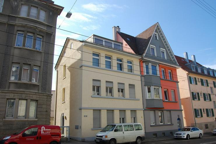 Schöne und helle möblierte Wohnung in Stuttgart Ost