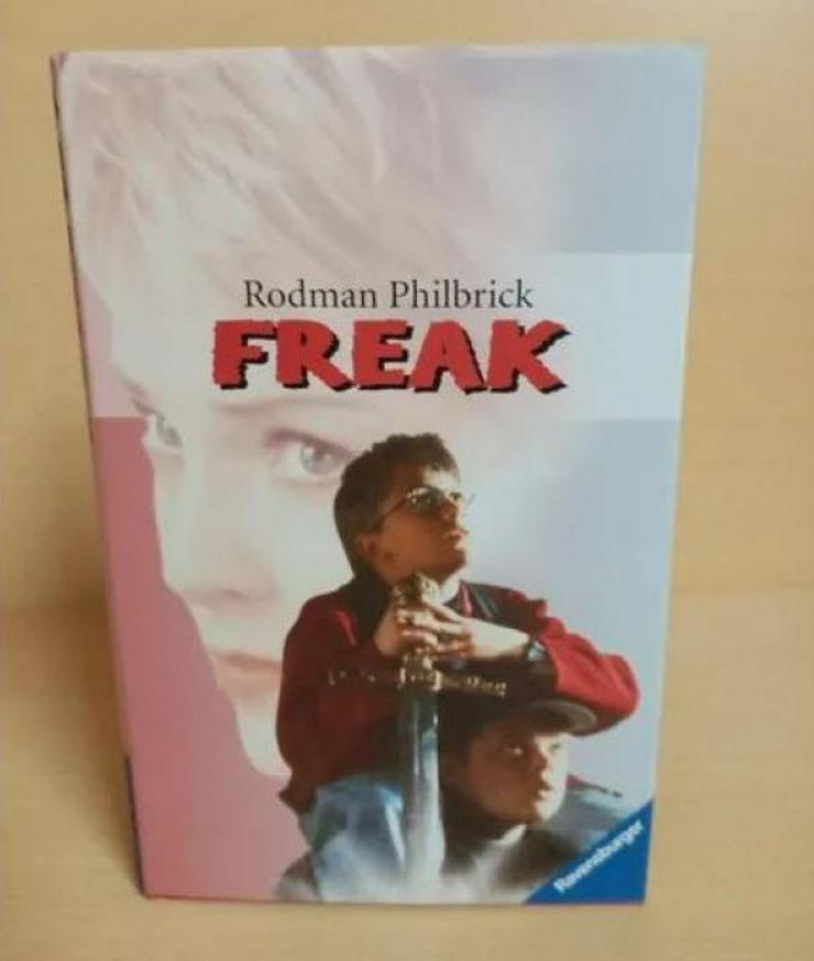 Rodman Philbrick. FREAK.-HC