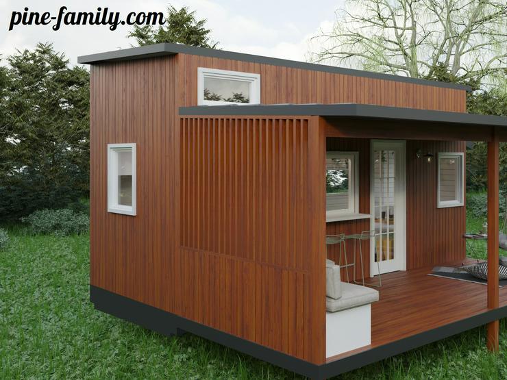 Tiny House Naturo