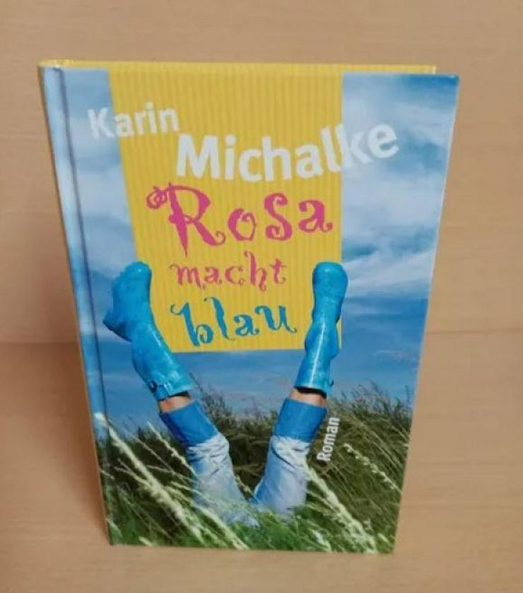 Rosa macht blau.HC
