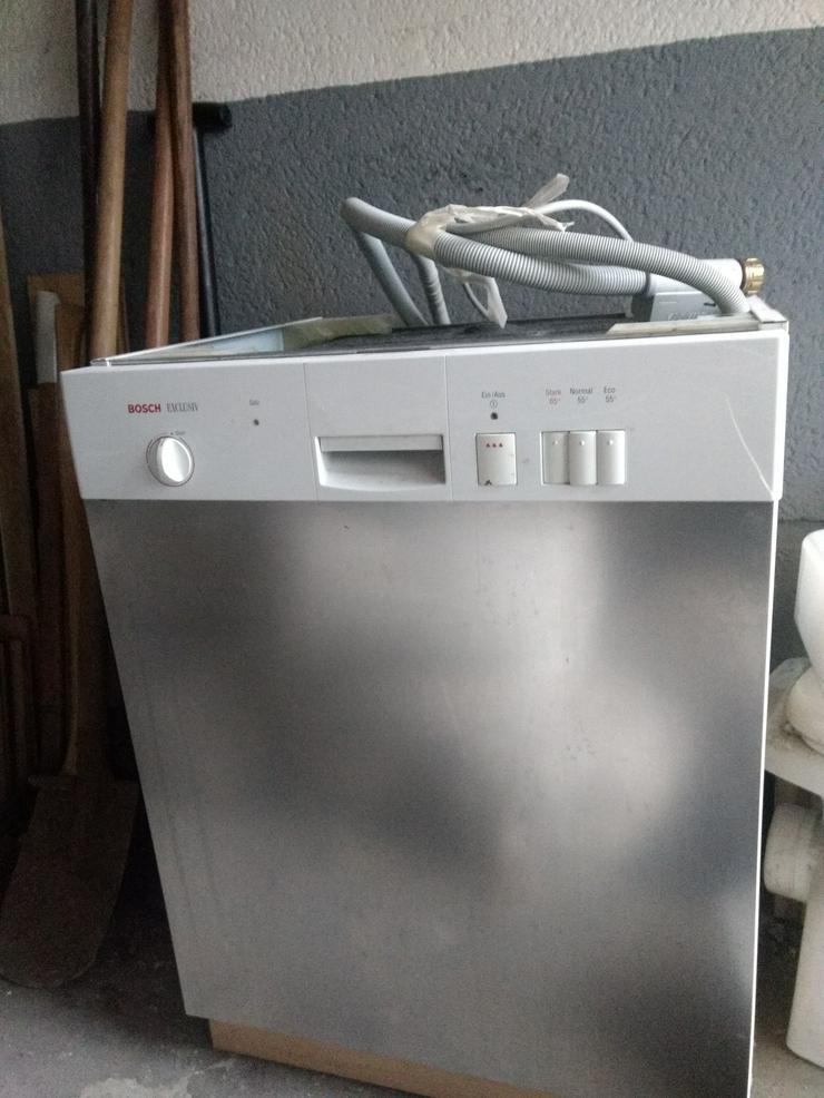Format-Küchenzeilen Buchenoptik hell inkl. Einbau-Elektrogeräten