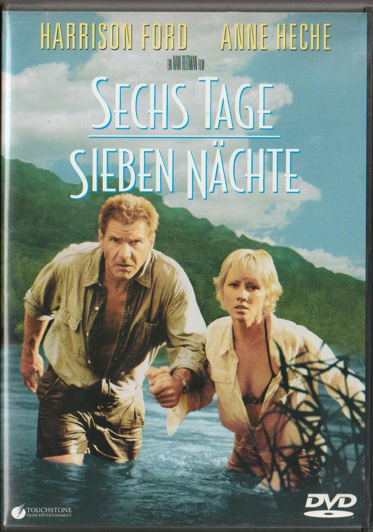 große Harrison Ford – DVD - Sammlung - 18 DVDs
