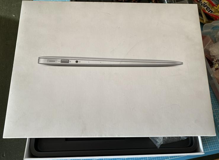 """Apple Macbook Air 2013 13,3"""" 1,7GHz i7 8GB/512GB SSD"""