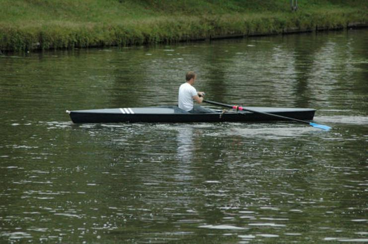 Bild 4: Fun Trainer, Ruderboot mit Rollsitz, Rennruderboot