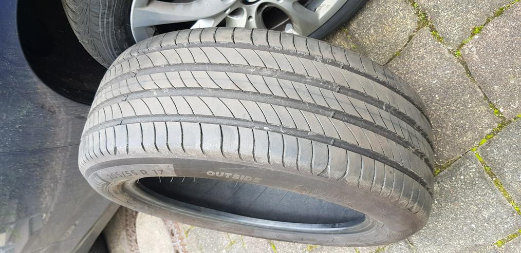 Sommerreifen Michelin 205/55 R17 95W eniger als 3.000 km. Für Selbstabholer in Bornheim/Rheinland.