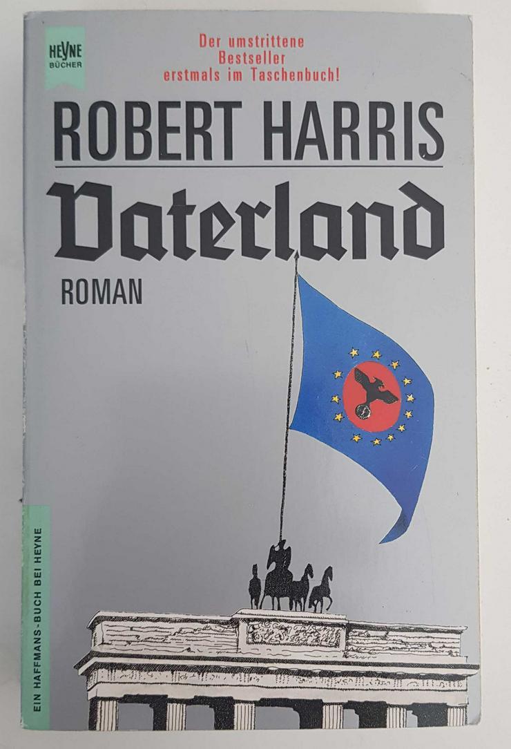 Bild 4: Bücher, Die Kammer, Der Schamane, Treverra Gruft, Vaterland zu verschenken