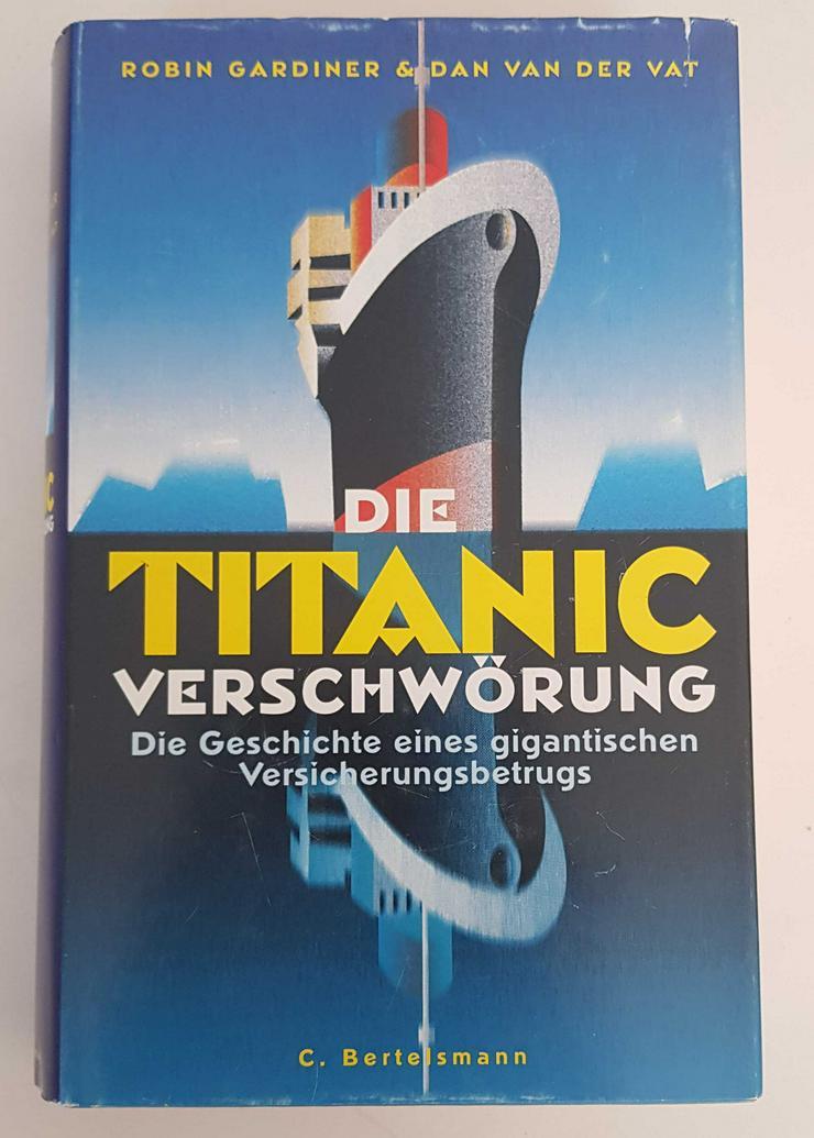 Bücher, Schumacher,Titanic,Südland, Kamelot,2.Weltkrieg - Romane, Biografien, Sagen usw. - Bild 1