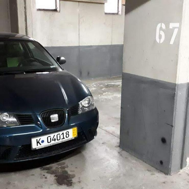 Parkplatz in Tiefgarage in Kln-Mülheim zu vermieten
