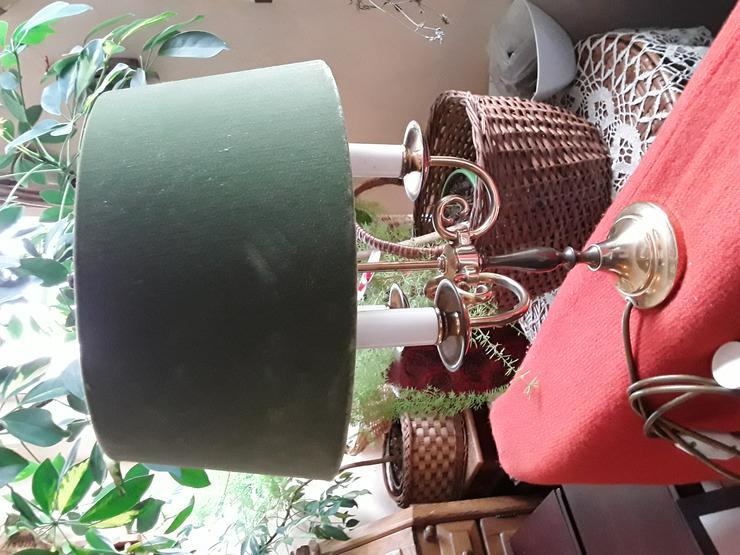 Mayan Tischlampe  / Stehlampe in Kerzen-  / Kerzenhalteroptik, Vintage