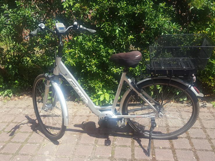 Fahrrad: GIANT Pedelac Twist Elegance C1
