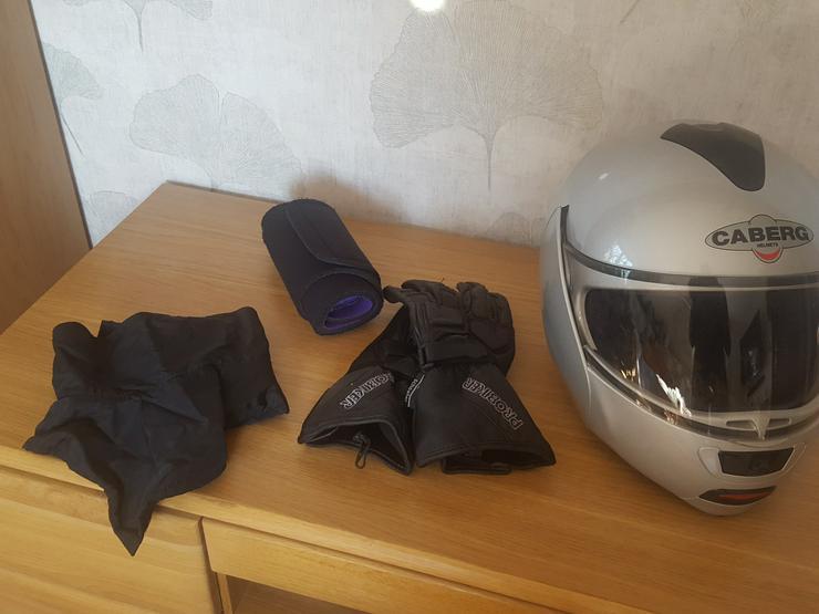 Motorrad-Helm CABERG