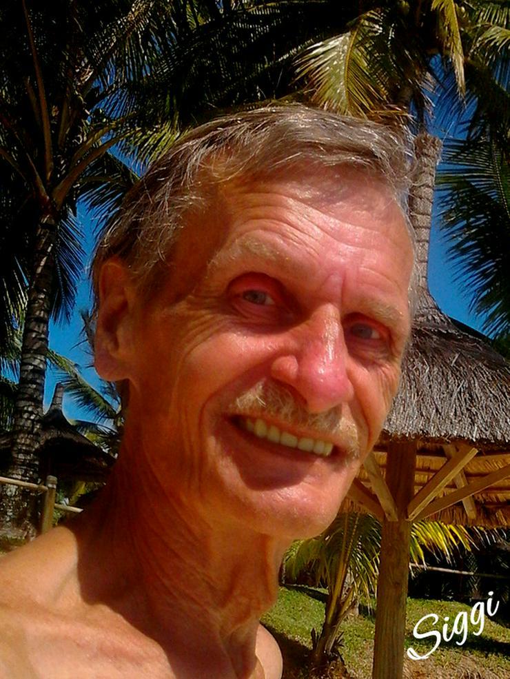 Witwer - Exildeutscher - auf Mauritius lebend