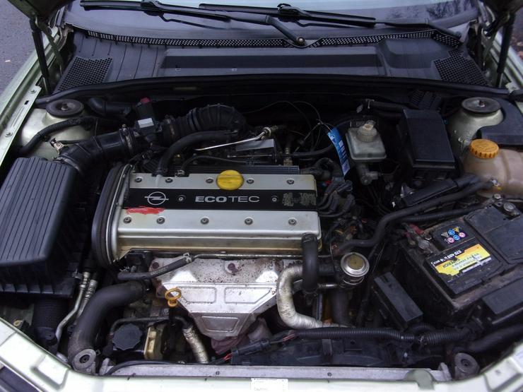 MOTOR TEILE VON Opel Vectra B,1,8 ,16 V  ZU VERKAUFEN